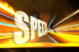 スピード ロゴ