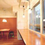 「彩り」の住まい こだわりが随所に光るまるでカフェのようなくつろぎの空間