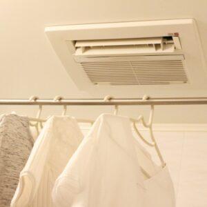 浴室乾燥機って便利な機能?
